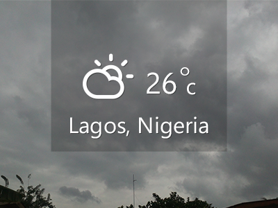 Lagos-weather