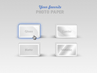 Your Favorite Photo Paper