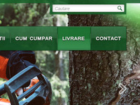 Simple Green Navigation & Hover