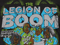 The Legion Of Boom!