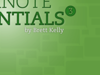 Evernote Essentials 3 Cover