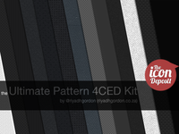 the Ultimate Pattern 4CED Kit