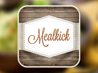 Meal Kick iPhone App icon