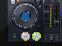 Deckadance DJ App for iPad