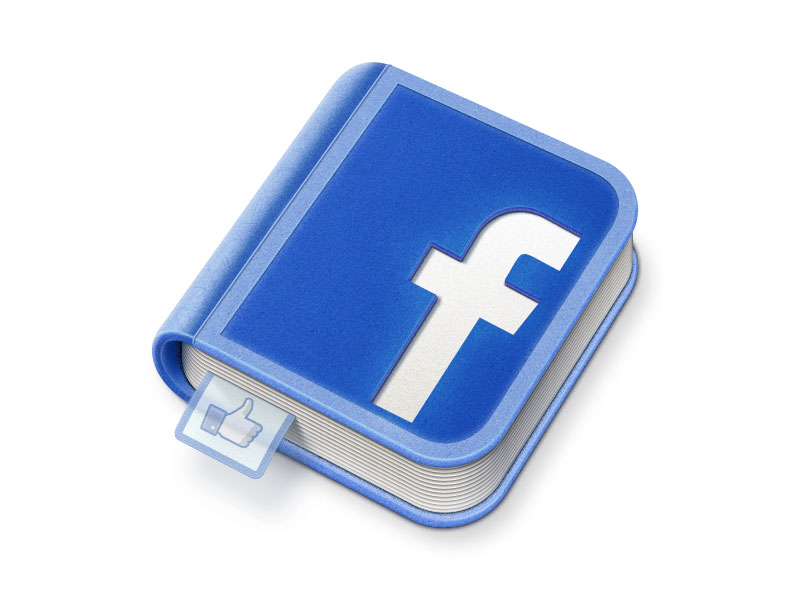 Facebook icon by Artua