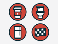 Productivity Icons