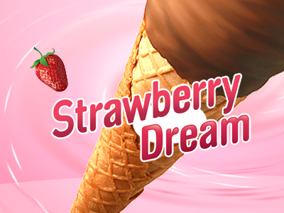 Daim-strawberry