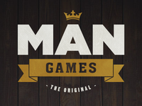 Man Games Logo