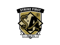Strike First
