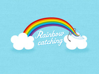 Rainbow catching