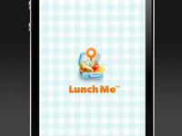 Lunch Me iOS logo icon