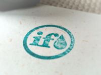 Rubber Stamp Logo