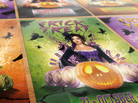GraphicRiver - Trick Or Treat Halloween Flyer