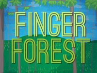 Finger Forest- Title
