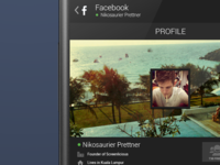 Facebook [Android 5 Concept]