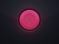 dribbble mode: on