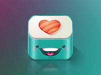cute sushi ios icon