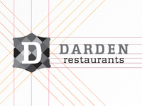 Darden Restaurants - Logo Structure