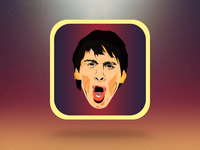 Messi iPhone icon