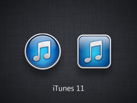iTunes 11 iOS Icon