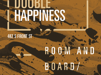 Double Happiness Poster