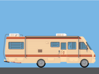 Breaking Bad Winnebago