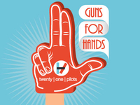 Guns For Hands