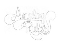 Analog Rules - Sketch