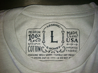 A&H Tagless Label