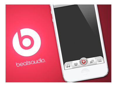 Beats Iphone App