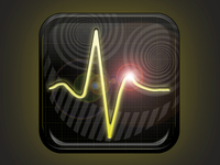 Fearmonitor App Icon (THE SMILER)