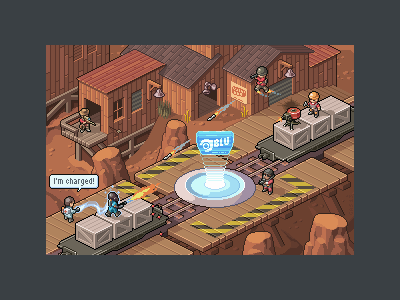 Isometric_tf2_badlands_by_gas13