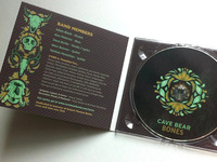 Cave Bear Album - Inside