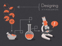 Designing: At a Molecular Level