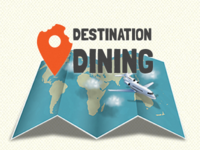 Destination Dining Logo