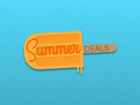 Summer Deals Logo