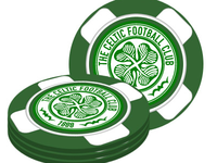 Celtic FC Poker Chip