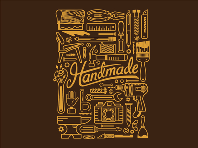 Download Handmade iPhone Wallpaper