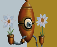 Flower Delivery 'Bot