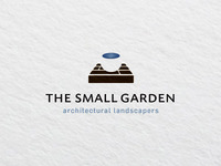 The Small Garden Logo V3