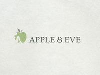 Apple & Eve Colour Logo