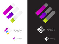 Feedly App Logo and iPhone/iPad icon Ideas
