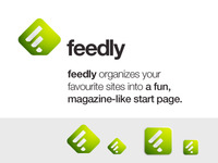 Feedly Logo and Icon