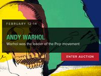 Andy Warhol Auction