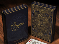 Origins Deck - box detail