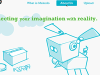 Makedo Homepage