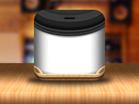 Take Away Coffee App Icon
