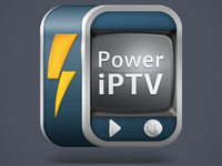 ios iptv-player icon