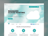 ArckCloud Homepage