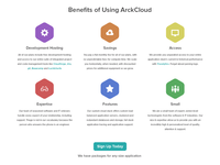 ArckCloud Benefits